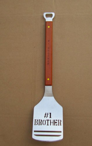 UNIVERSAL GRILLING SPATULA BBQ GRILL TAILGATING EQUIPMENT 1 BROTHER