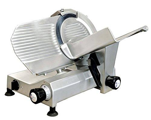 Omcan 13629 Commercial Italian Made 12 Deli Meat-Vegetable Slicer 300F
