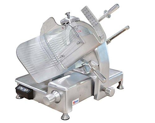 Omcan 23544 Commercial Medium Duty Italian 14 Deli Meat Vegetable Slicer ETL