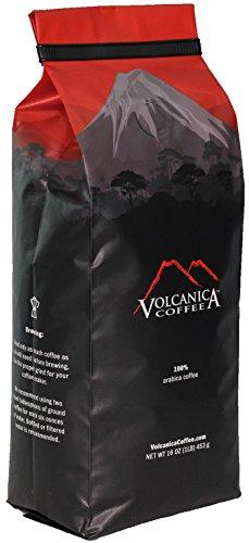 Costa Rica Coffee Beans Tarrazu Original Whole Bean Medium Roast Fair Trade Fresh Roasted 16-ounce