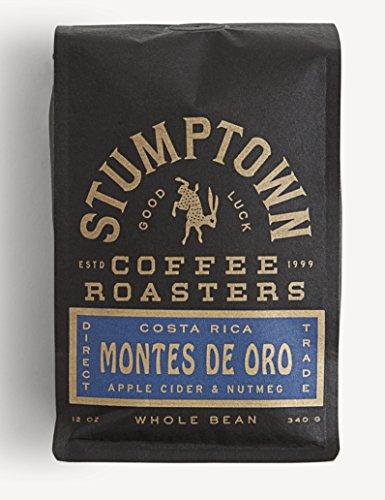 Stumptown Coffee Roasters Whole Beans COSTA RICA ~ Montes de Oro DIRECT TRADE 12oz
