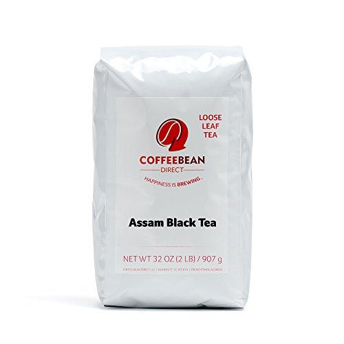 Coffee Bean Direct Assam Loose Leaf Tea 2 Pound Bag