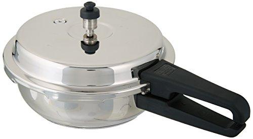 Butterfly Blue Line Wider Stainless Steel Pressure Pan-Pressure Cooker 45-Liter