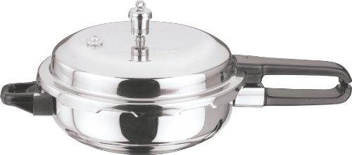 Vinod P-Sen Splendid Stainless Steel Sandwich Bottom Pressure Pan Senior