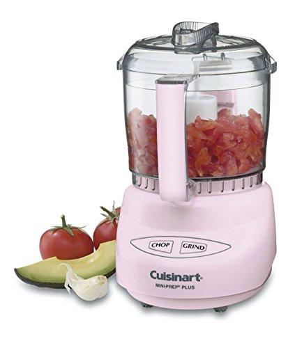 NEW Cuisinart DLC-2APK Mini-Prep Plus Food Processor Pink