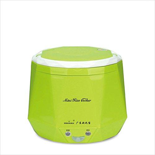 Onezili 13L Electric Multi-functional Truck Mini Rice Cooker Green Mini Safe 24V green