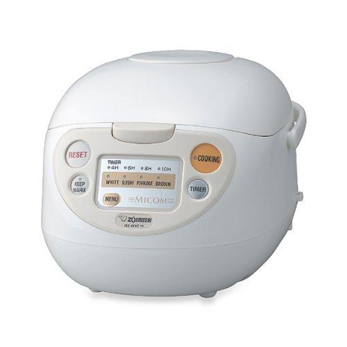 Zojirushi Micom Ns-wxc10 Rice Warmer and Cooker