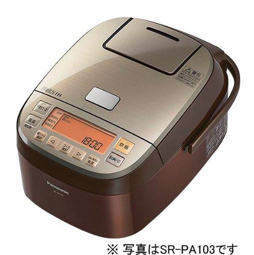 PANASONIC rice cooker SR-PA183Japan Import