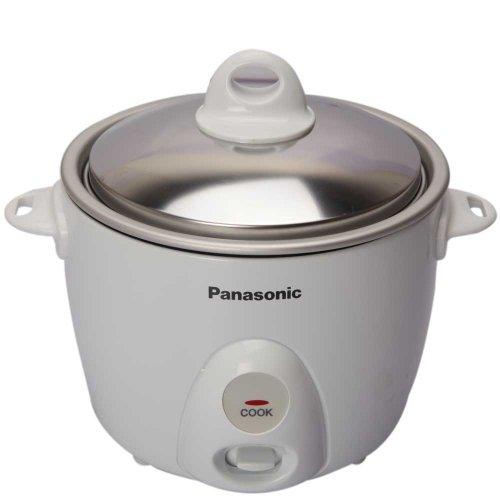 Panasonic SR-G06 3-Cup Uncooked Rice Cooker 220-volt