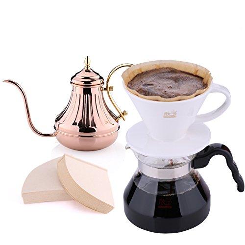 glass American style black Coffee Pots-O