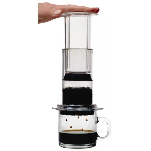 Eagle COF466 AeroPress Coffee Maker BlackWhite
