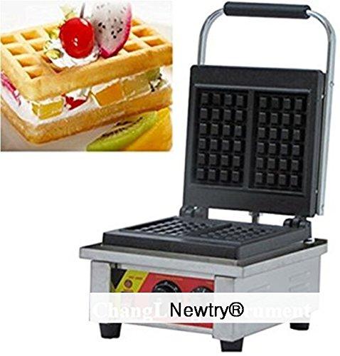 Newtry NP-540 Two slices rectangle egg waffle maker Electric Ice Cream Waffle Maker Waffle Stick Maker 220V