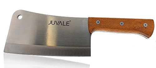 Meat Cleaver - Heavy-duty Butcher Knife - 8 Inch