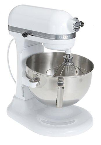 KitchenAid Professional 5 Plus Series Stand Mixers -  White