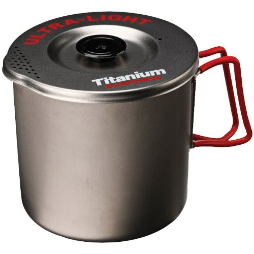 Evernew Titanium Pasta Pot