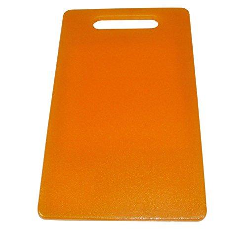 Dexas 6-inch By 10-inch Mini Cutting Board Orange - Jelli Kitchen Bar Board