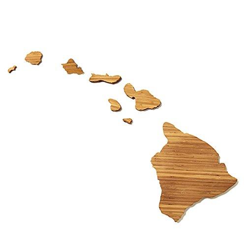 Hawaii State Shaped Cutting Board Mini
