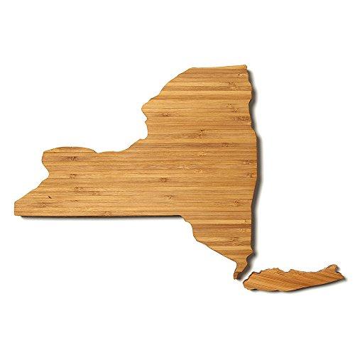 New York State Shaped Cutting Board Mini