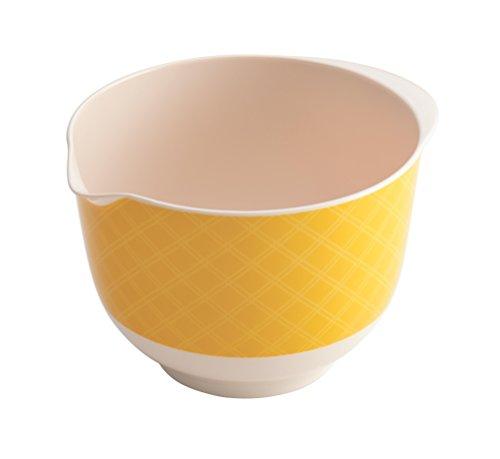 Cake Boss Countertop Accessories Melamine Mixing Bowl 18-Quart Basic Pattern
