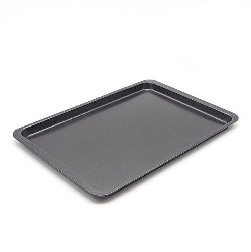GOODEN Bakeware Quarter Sheet Pan Warp Resistant Nonstick Baking PanCarbon Steel Baking Cookie Sheet