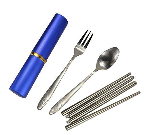 Traveling Portable Tableware SetStainless Steel Tableware Set 1