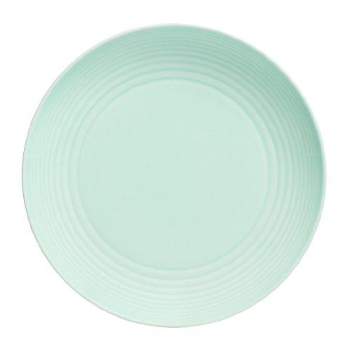 Gordon Ramsay by Royal Doulton Maze Blue Dinner Plate 11-Inch