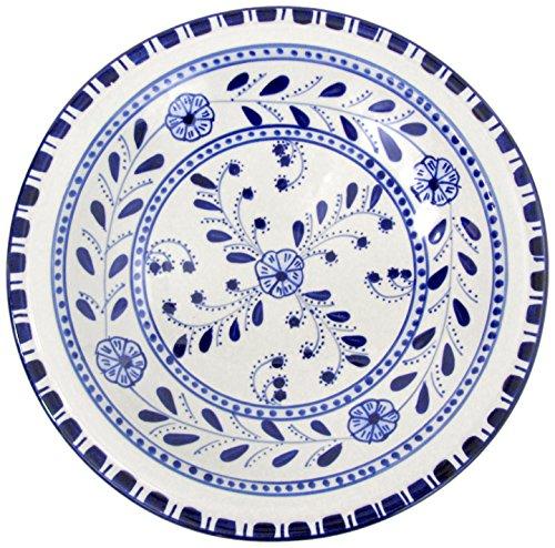 Le Souk Ceramique AZ04 Stoneware Small Serving Bowl Azoura