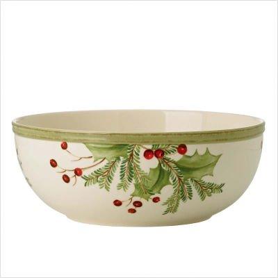 Lenox Holiday Gatherings Small Serving Bowl
