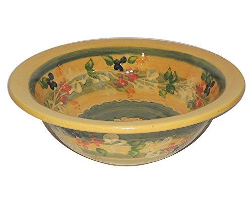Souleo Provence Terre e Provence Pottery - Serving Bowl- 12
