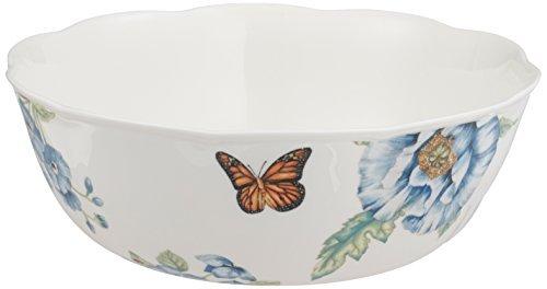Lenox Butterfly Meadow Blue Serving Bowl by Lenox