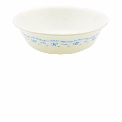 Morning Blue 1-qt Serving Bowl