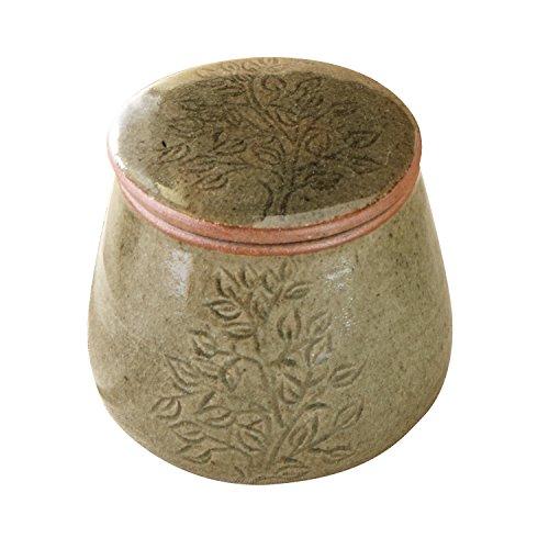 Ceramic Butter Keeper Cambodian Butter Crock