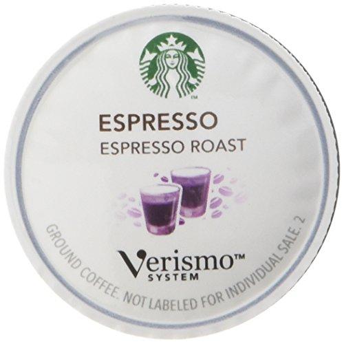 Starbucks Espresso Roast Verismo™ Pods12-028 oz