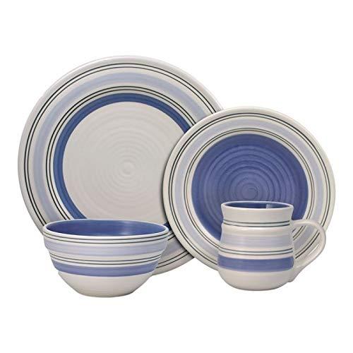 Pfaltzgraff Rio 32 Piece Dinnerware Set Service for 8