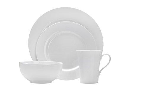 Mikasa Delray 40-Piece Bone China Dinnerware Set Service for 8
