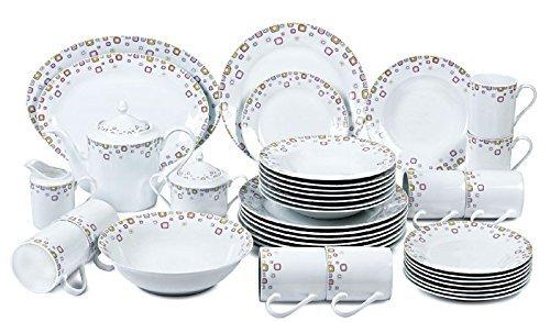 Success Imports Balance 40 Piece Dinnerware Set