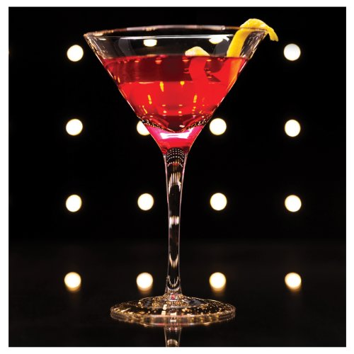 Thirstystone 4-Piece Cosmopolitan Cocktail Coaster Set