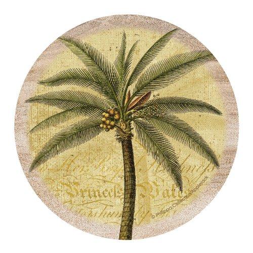 Thirstystone Drink Coaster Set Palm