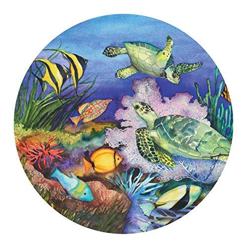Thirstystone Drink Coaster Set Sea Turtles