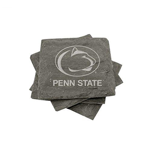 Penn State Slate Coasters set of 4