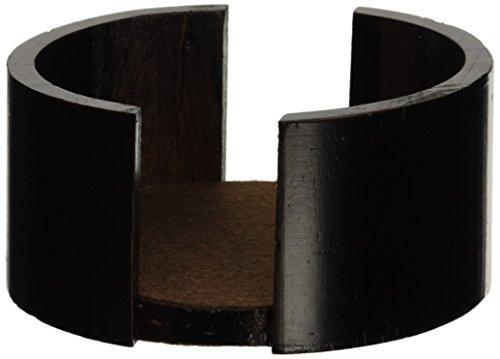 Thirstystone Circular Coaster Holder Walnut