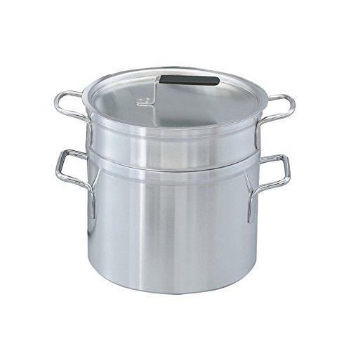 Vollrath 67711 Wear-Ever 11 Qt Aluminum Double Boiler Set