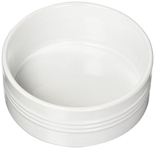 Le Creuset Stoneware Souffle Dish 1-Quart White