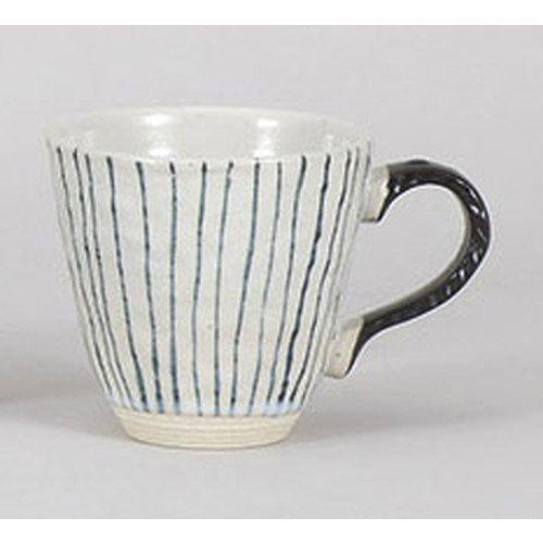 mkd-806-12-32e Mug Cup Earthly Equipment Kobudo Hiroshi Wide Mug 13 x 92 x 9 cm 300 cc Earth Turtle Inn Ryokan Japanese Restaurant Eatery Business