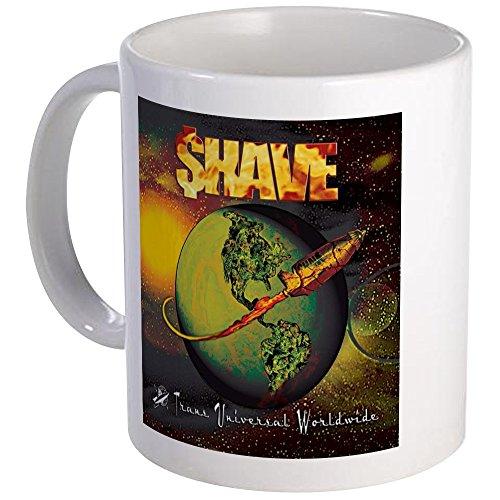 CafePress - Shave Trans Universal Worldwide Mug - Unique Coffee Mug Coffee Cup