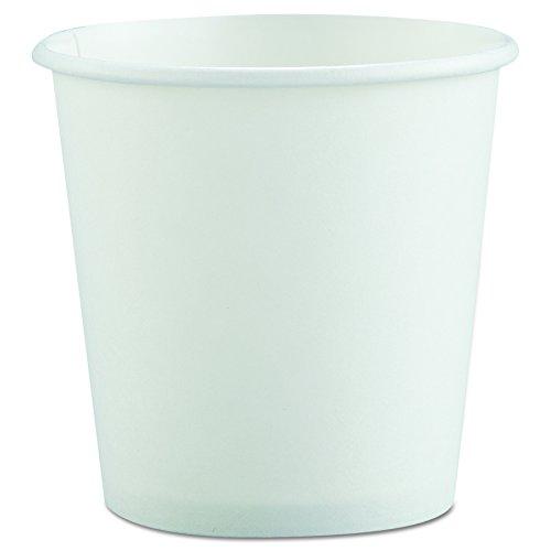 SOLO 374W2050 4 Oz Paper Hot CupWhite 1000-Pack 1000-Pack