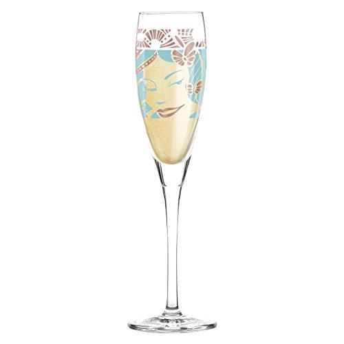 RITZENHOFF 016 Litre Virginia Romo Bella Pearls Edition Champagne or Prosecco Glass