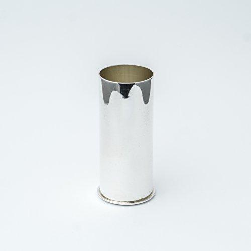 Silver wine glass for vodka cognac gin Silver 925 Sterling Silver 1 pc 50ml