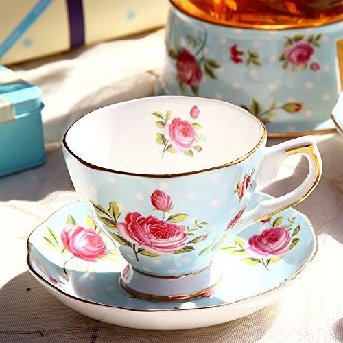 coffee cup set tea-teacoffee cupred tea cups-E