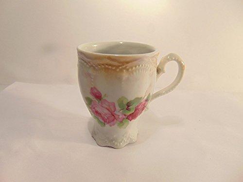 Leuchtenburg Antique Rose Flower tea cup